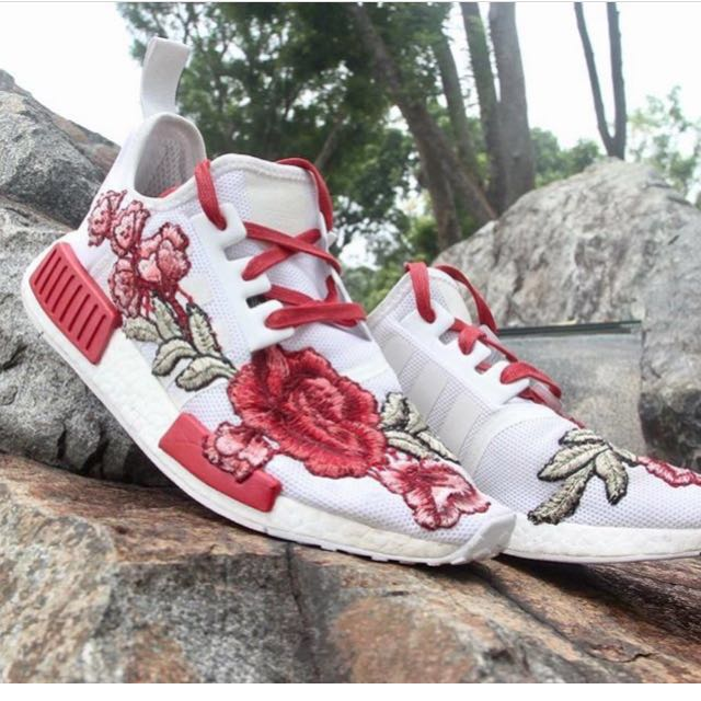 Adidas NMD Floral Bomb Cherry Blossom