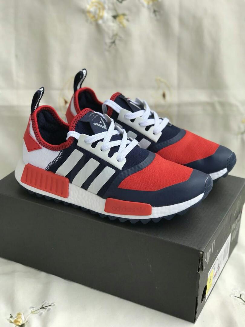 the latest 44357 70a83 Adidas Nmd R1, Fesyen Lelaki, Kasut Lelaki, Sneakers di Caro