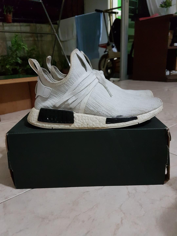 huge selection of 04c68 96c56 Adidas NMD Xr1 Custom, Men's Fashion, Footwear, Sneakers on ...