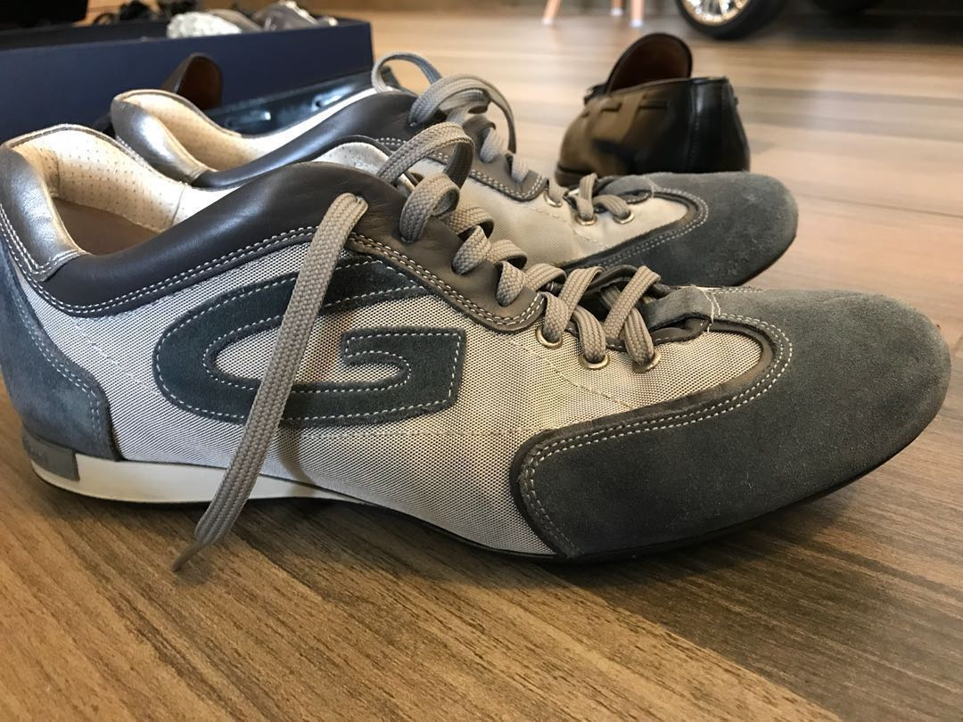 on sale b98f4 23632 Alberto Guardiani sneaker 43 Made in Italy bought from The SWANK