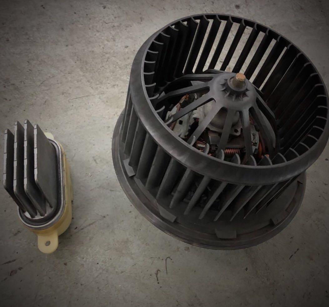 Alfa Romeo 159 Aircon Fan Blower Motor Car Accessories On Carousell Kitchen