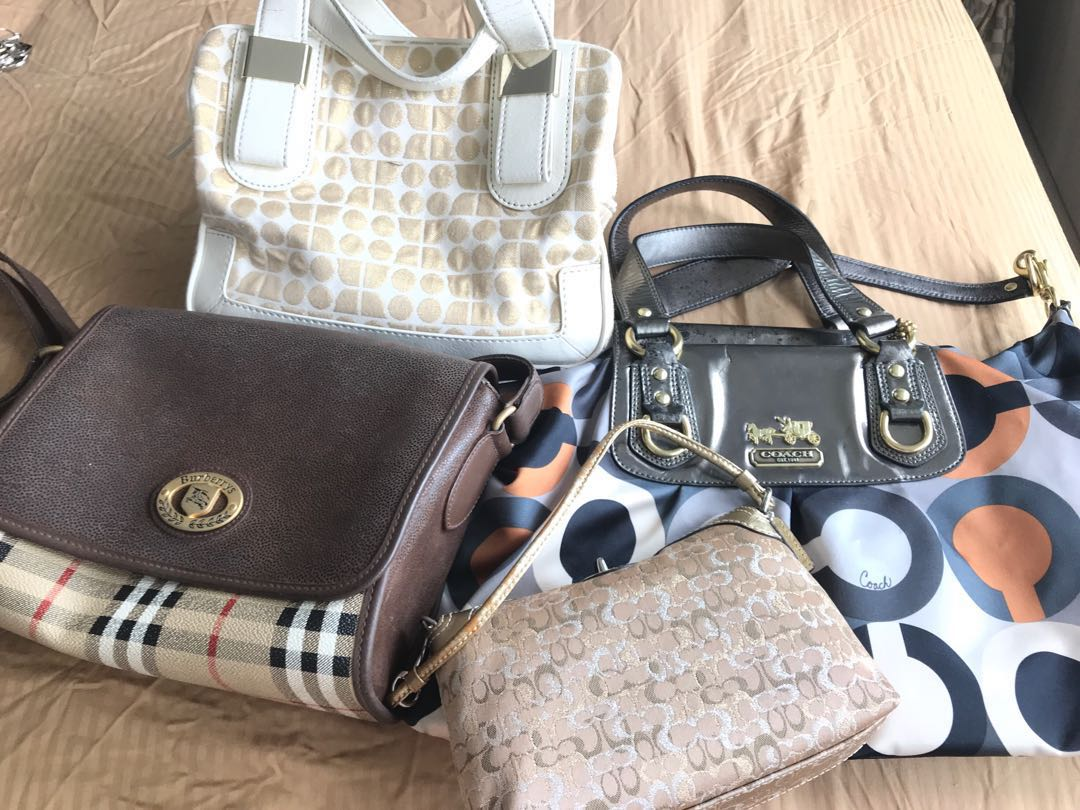 f8189906690b Assorted preloved bags for sale