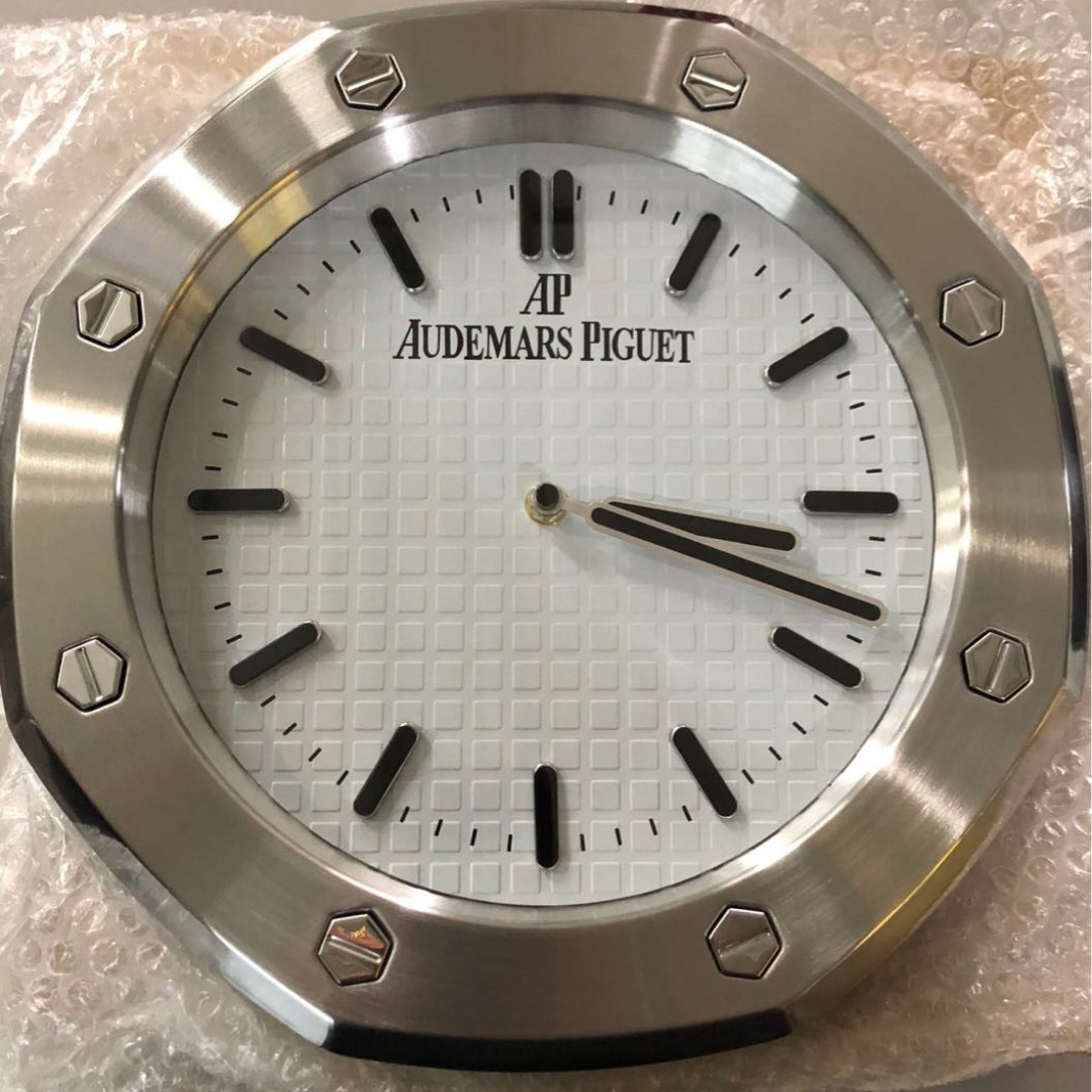 Audemars Piguet Wall Clock Luxury Watches On Carousell