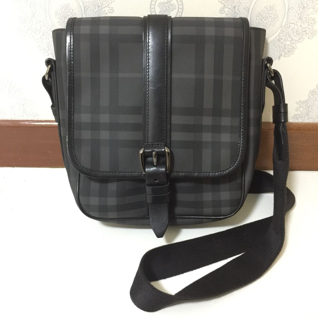 Authentic Burberry Sling Bag, Luxury, Bags   Wallets, Sling Bags on ... 5bc3b93e53
