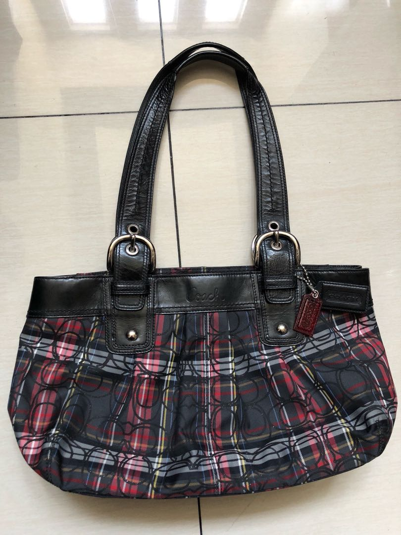 Authentic Coach shoulder bag f03d0b9d8b609