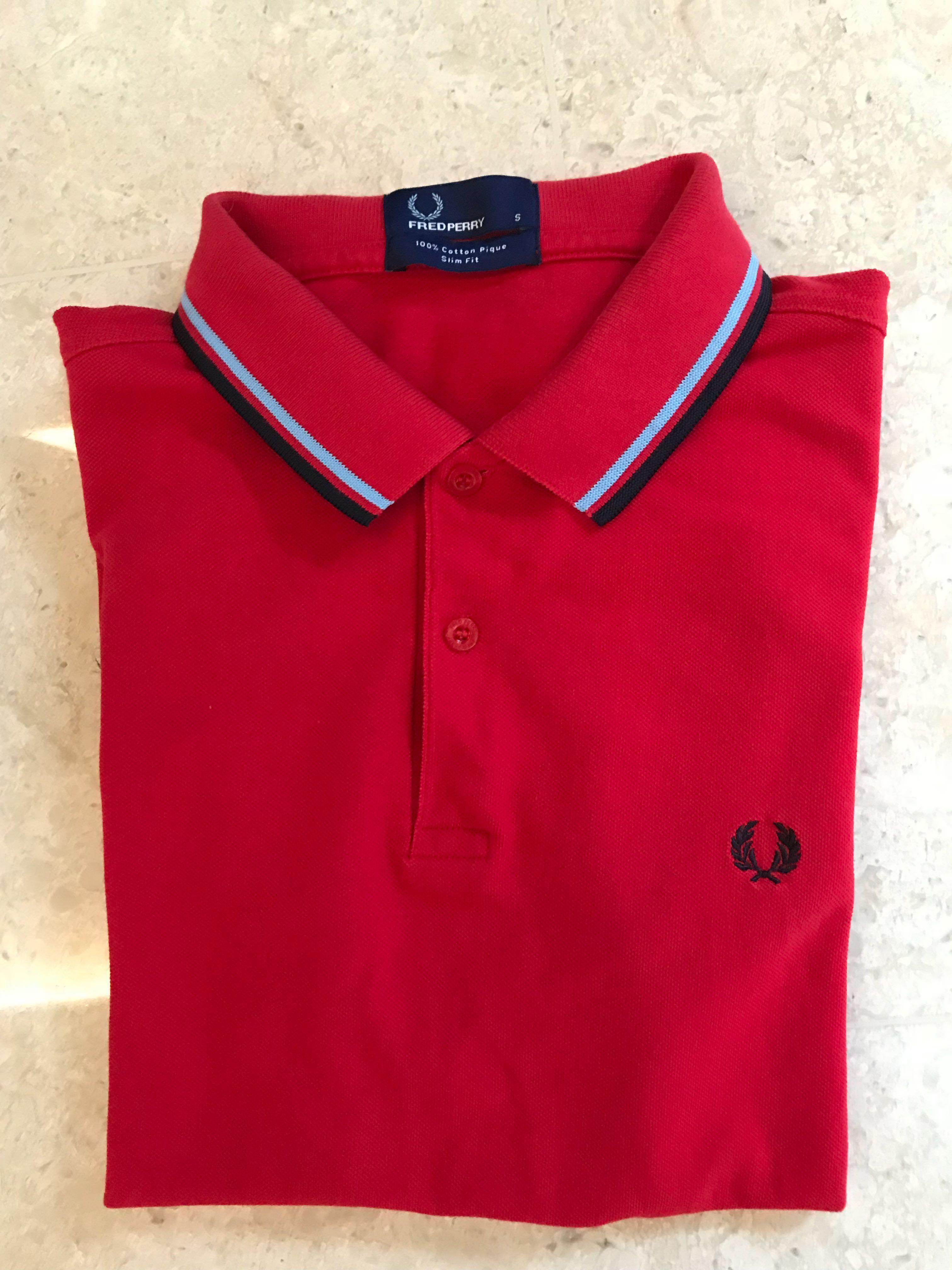 3ddf8e71 Fred Perry Polo Shirt Singapore Price