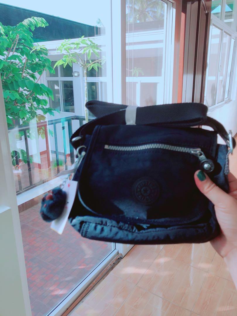 1e64d381c029 Authentic Kipling Sabian Alabaster Crossbody minibag