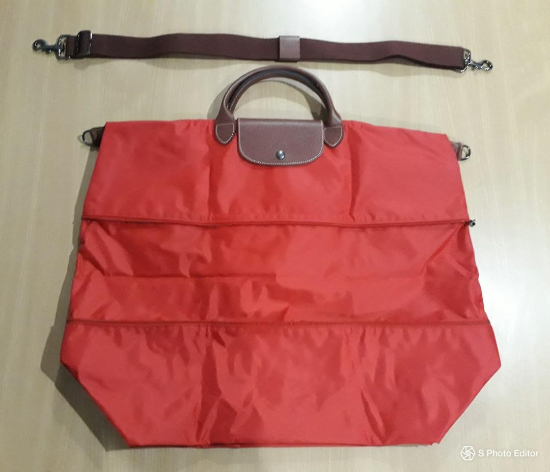 9d4fc41b7c33 Authentic LONGCHAMP Travel Bag
