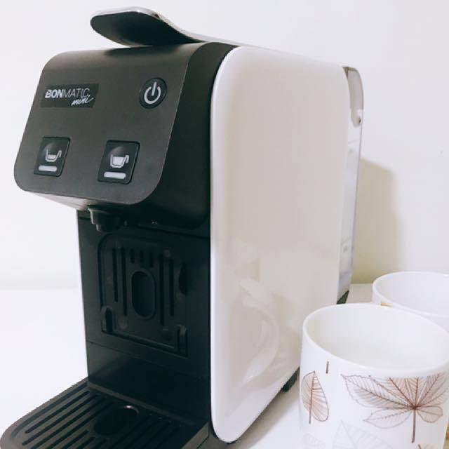 Boncafé Bn Bonmatic Mini Coffee Machine Home Appliances On Carousell
