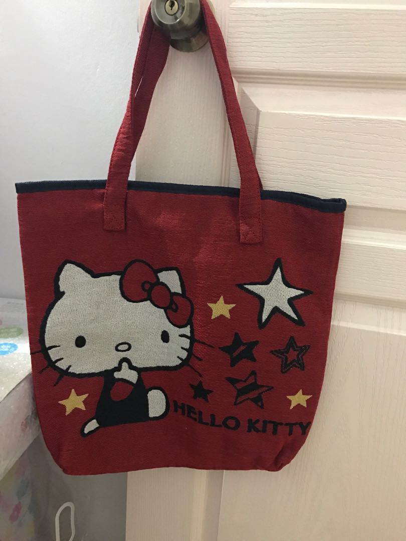 552f7d66ee73 Brand new hello kitty Tote bag Japan sanrio