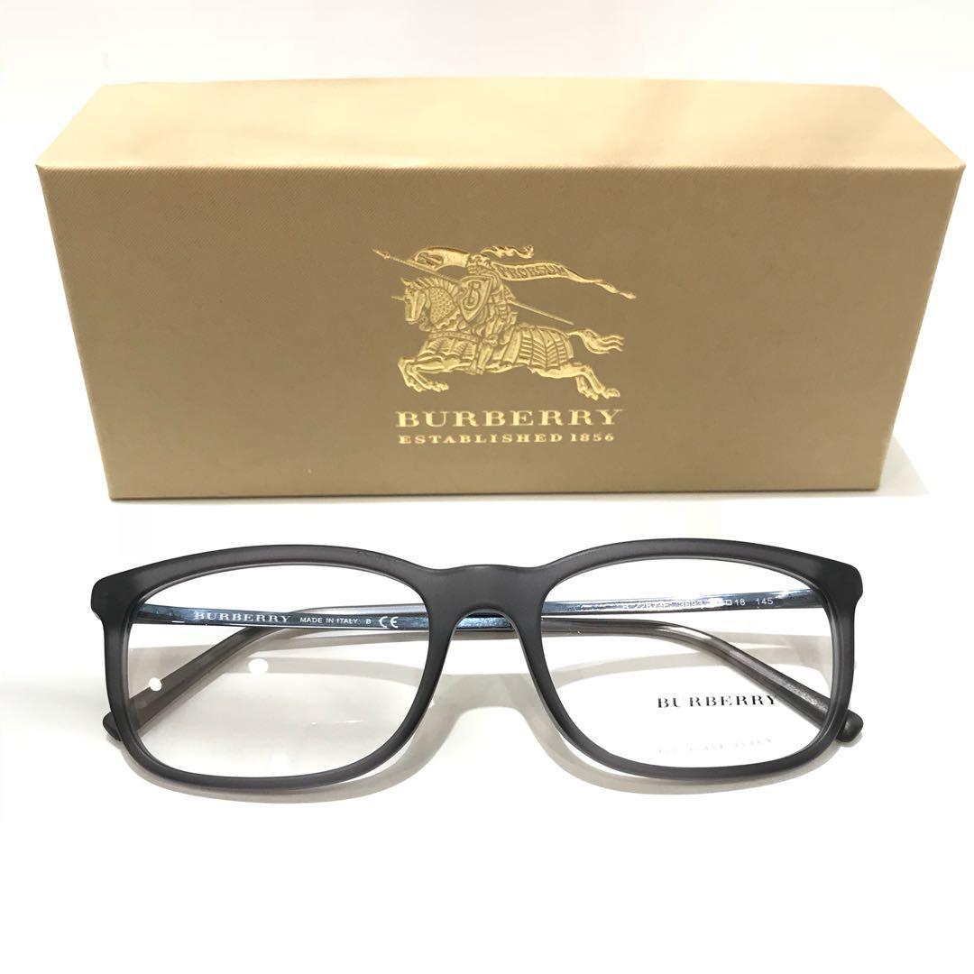 1473e23ea379 Burberry Frame B2267 F Color 3693 Luxury Apparel Men S On Carou. Black  Matte. Burberry Be1318 Eyeglasses Frames