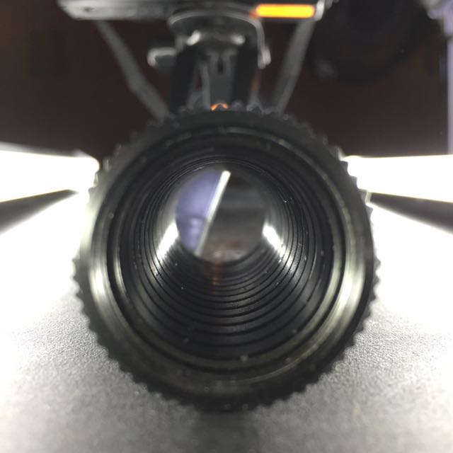 C Mount Extension Tubes (Canon EOS M not Included)