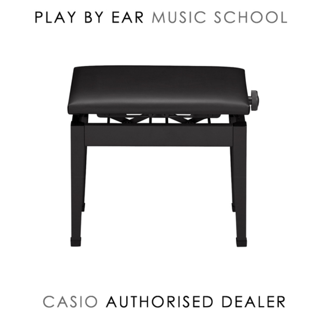Cb30 Adjustable Piano Bench By Casio For Sale Music Media Music