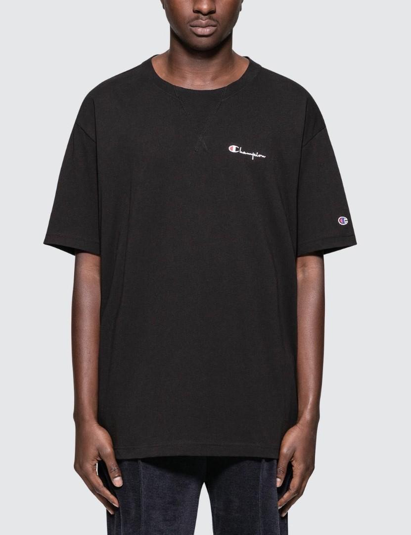 95b0b79af253 Champion Reverse Weave Deconstruction S S T-Shirt Size  M