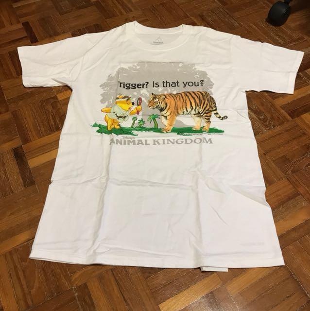 10857c3f Huat50 Disney Winnie the Pooh shirt, Women's Fashion, Clothes, Tops ...