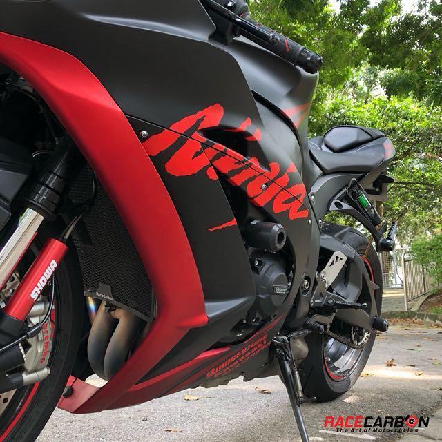 Kawasaki Ninja ZX10R' 2016-2017 Fairing for Sale/Pre-Order