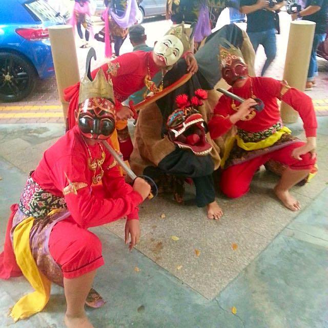 Kuda Kepang Dance