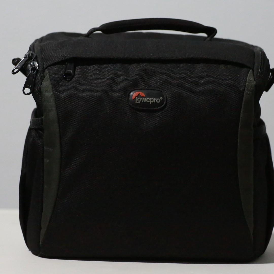 Lower Pro Camera Bag Photography Accessories Bags Sirui Slinglite 12 Grey Photo