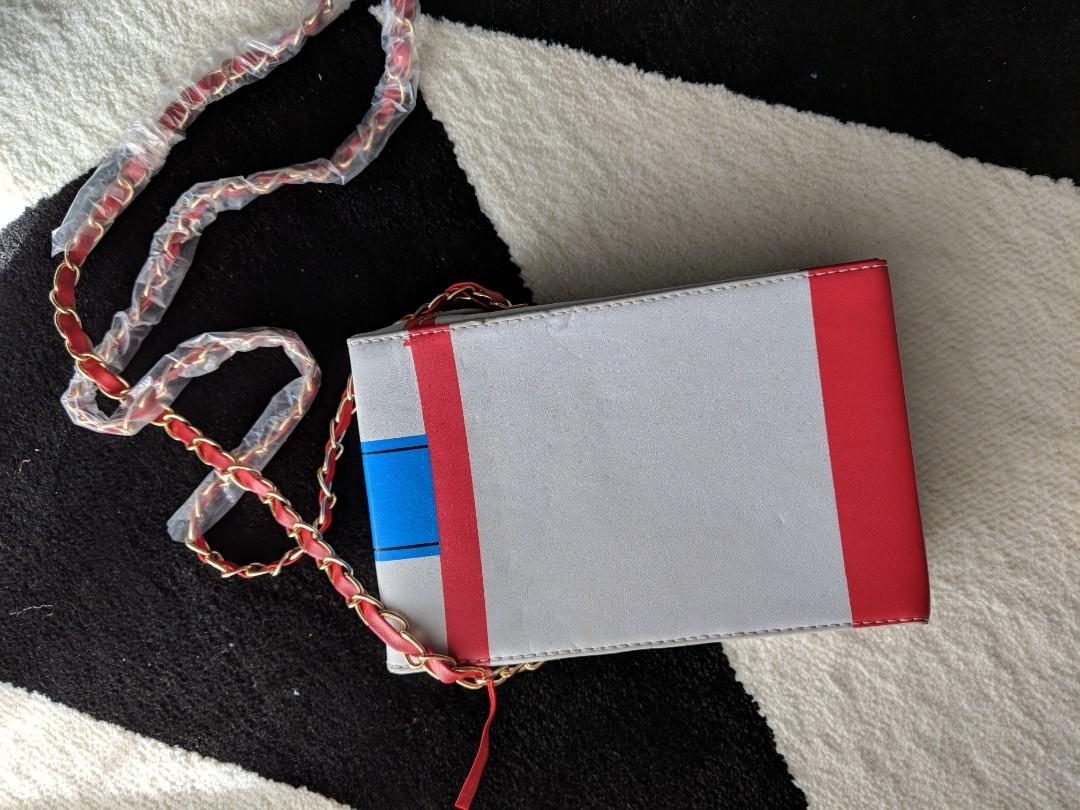 Moschino Rep. Side Bag