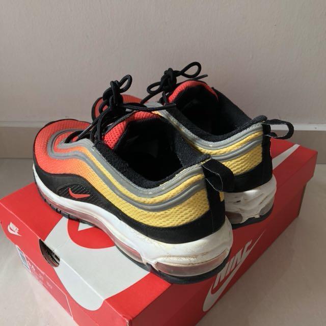 Nike Air Max 97 Sunset, Men's Fashion, Footwear on Carousell