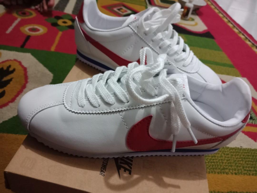 Nike Cortez Preloved Fesyen Wanita Sepatu Di Carousell