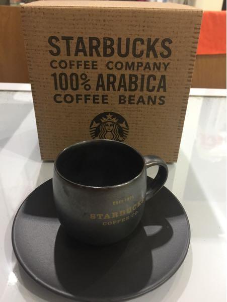 Original Starbucks Korea Demitasse mug