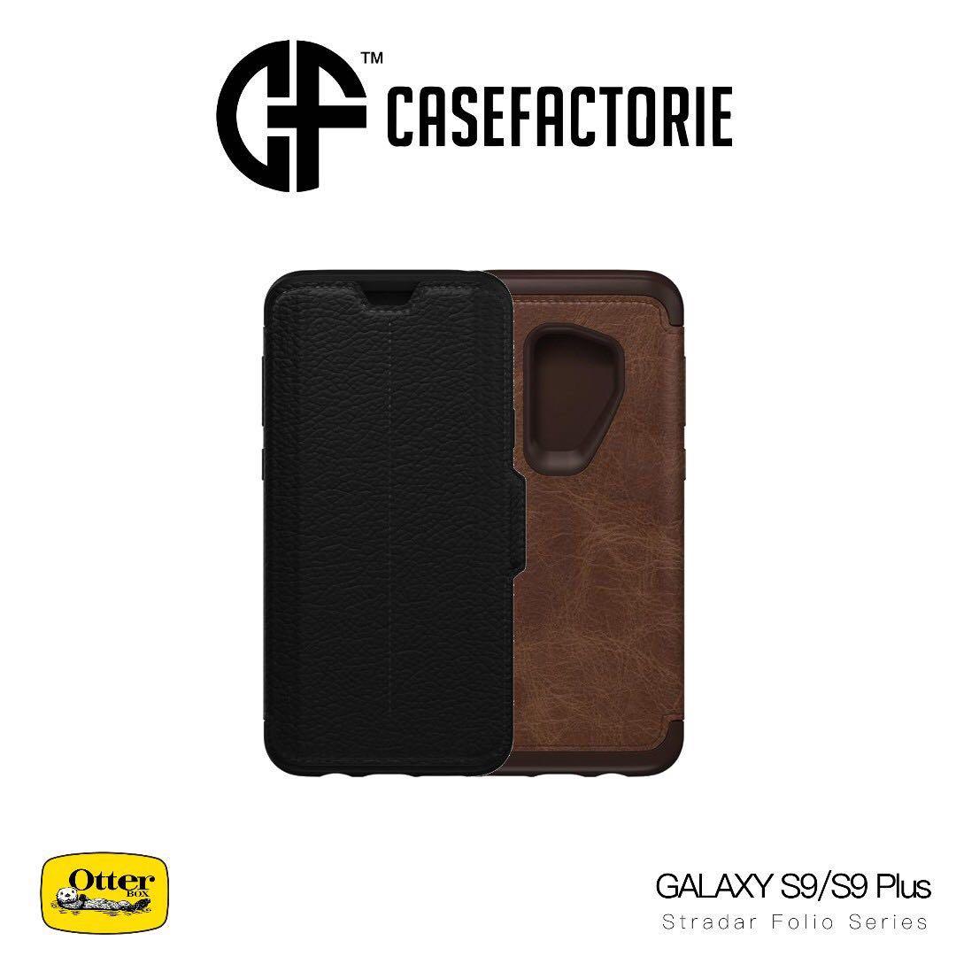 the best attitude 0d2ea 0eb1b Otterbox Strada Case For Samsung Galaxy S9/S9 Plus