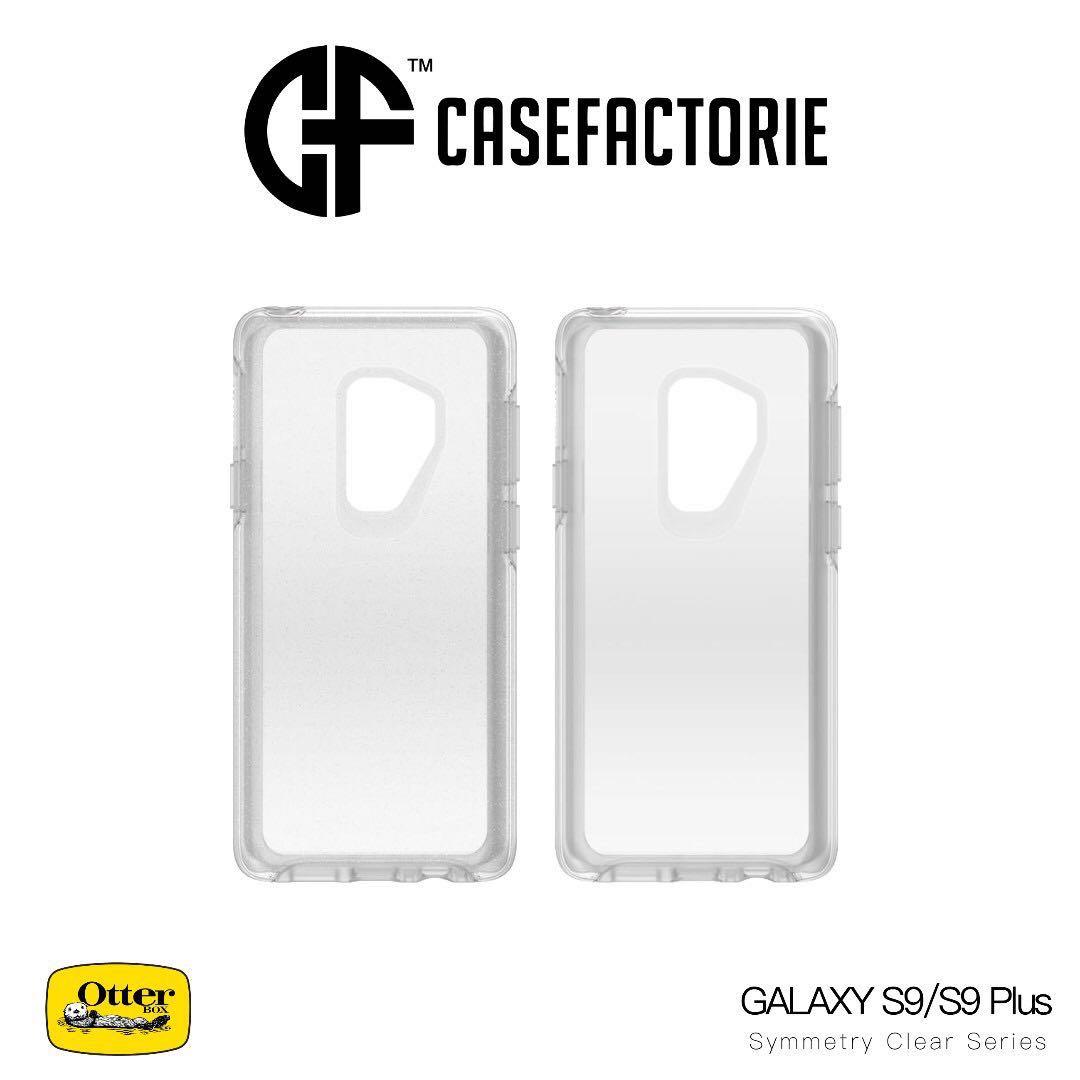 meet b1429 fa02a Otterbox Symmetry Clear Samsung Galaxy S9/S9 Plus