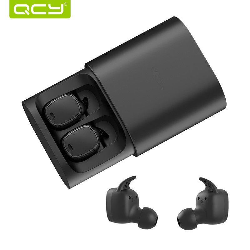 QCY T1 Pro True Wireless Twin Bluetooth TWS Mini Earbuds Earpiece ... 2c545e50b2