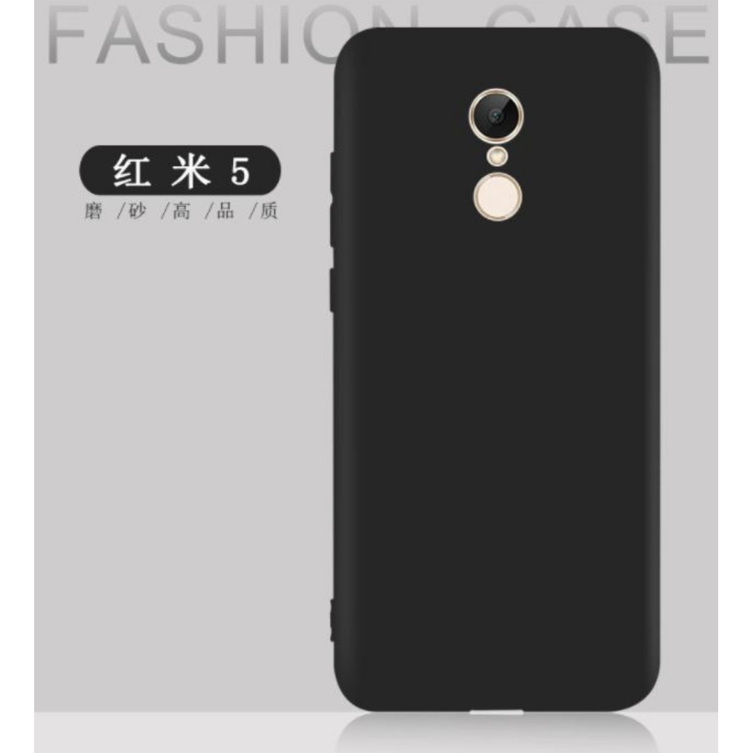 Redmi 5 Plus 5a Mi Note 3 Matte Tpu Case Mobile Motomo Xiaomi 4i Back Hardcase Color Phones Tablets Tablet Accessories Cases Sleeves On Carousell