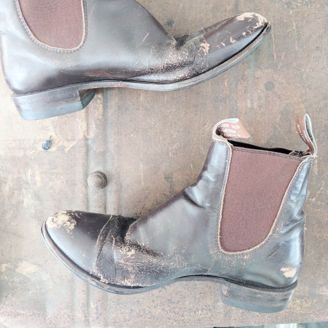 RM Williams Boots