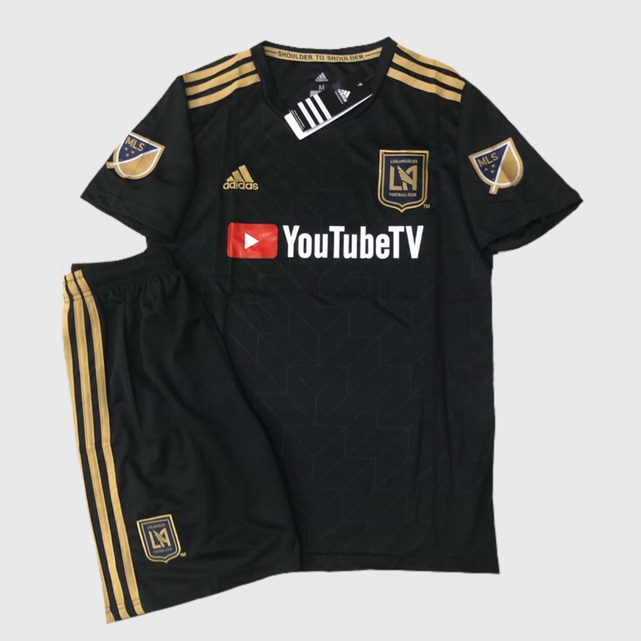 new style 0f753 136e3 ❗️SALE❗️LAFC 18-19 Home/Away Jersey, Sports, Sports ...