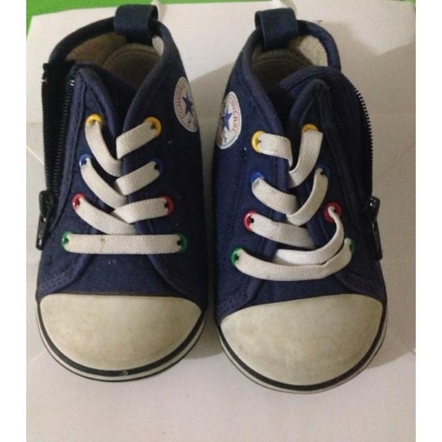 Sepatu baby converse 5387640450
