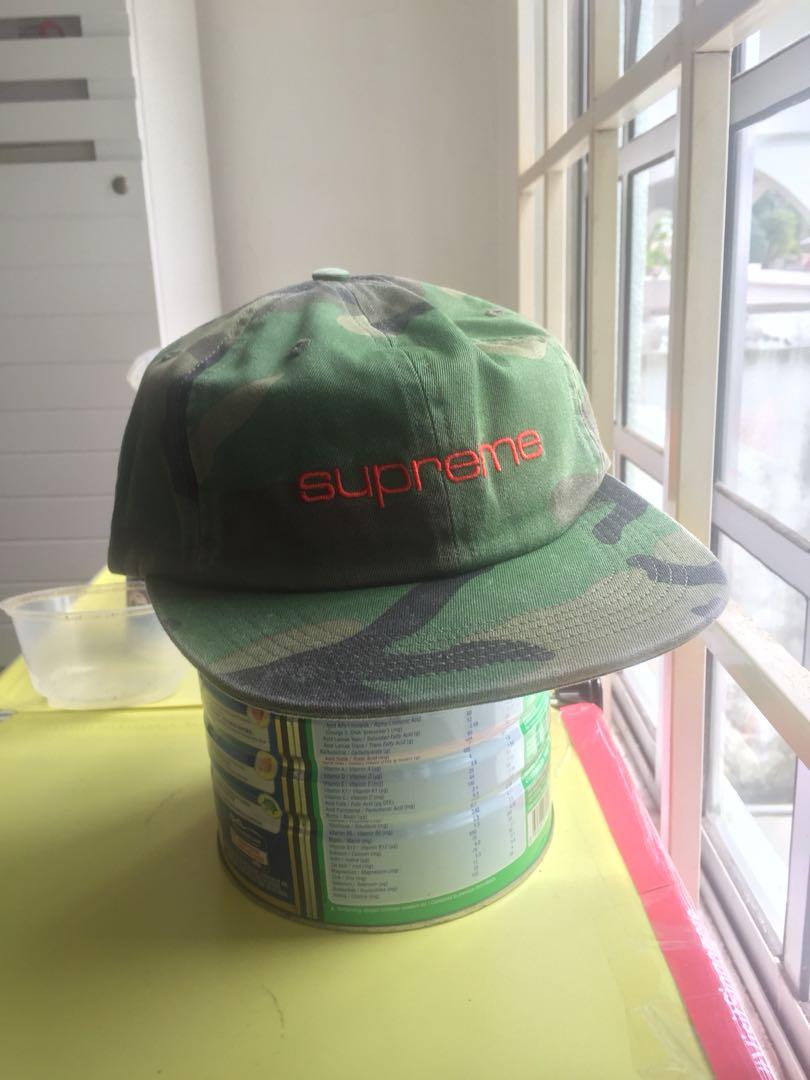 Supreme cap ORI db97db2581