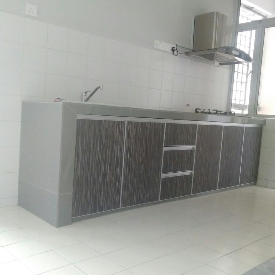 Tempahan Concrete Table Top Kitchen Appliances On Carousell