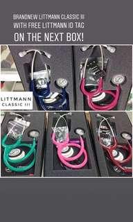 Littmann Classic 3