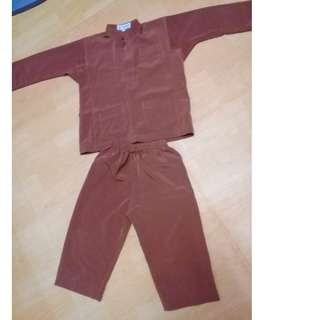 RM 15 baju melayu budak