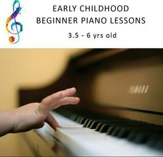 Kinder Piano for Young Children