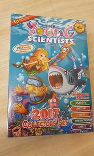 Brand New Young Scientists Level 1 (2017 Collector's Set)