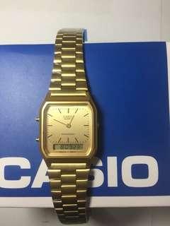 CASIO AQ-230 WATCH