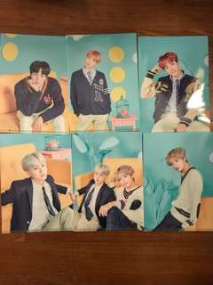 BTS 4th Muster Japan Fanmeeting merchandise