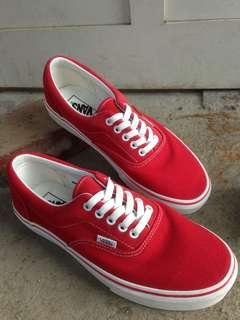 🚚 Vans Era 紅色