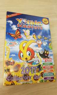 Young Scientists Level 2 (2017 Collectors' Set)