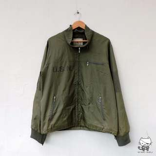 Old Crow by Avirex USN Jacket