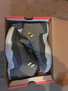 Nike Air Jordan 12 Retro Grey