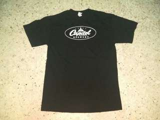 FOR SALE : CAPITOL RECORDS T-SHIRT