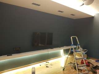 Painting/Plastering/Electrical
