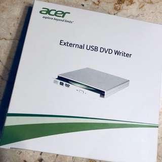BNIB Acer External DVD Writer