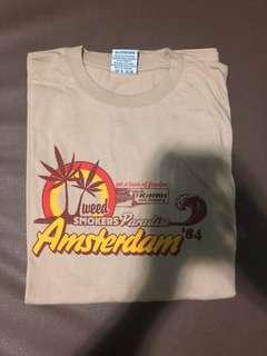 Fox Amsterdam Printed T shirt size L