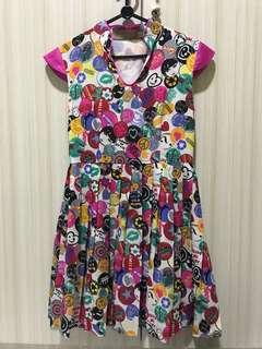Max Azria Designer Runway Catwalk Collection dress